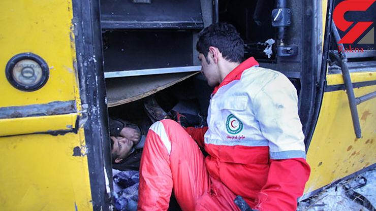 امدادرسانی به حدود 10 هزار نفر در عملیات امداد و نجات 72 ساعت گذشته