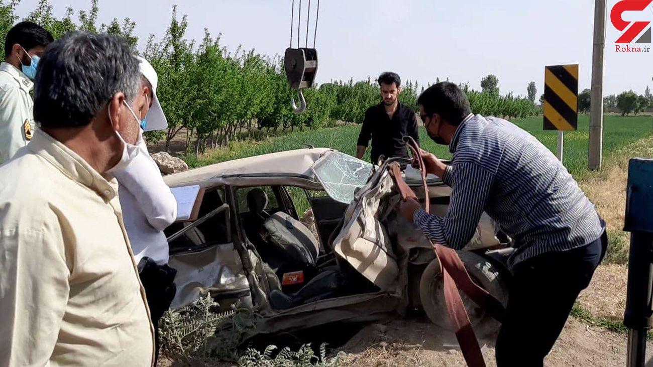 مرگ کودک 5 ساله در گلپایگان / خانواده مشهدی عزادار شد  +عکس و فیلم