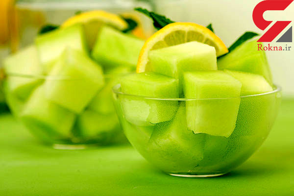 کاهش وزن سریع با یک لیوان آب طالبی