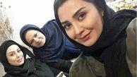 چهره قریب سحر قریشی و مریم معصومی با موهای عجیب! +عکس ها