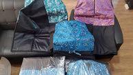 شناسایی لباس های آلوده به مخدر یک مسافر در گمرک بازرگان
