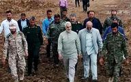 سرلشکر سلیمانی: دست و پای مردم سیلزده خوزستان را باید بوسید