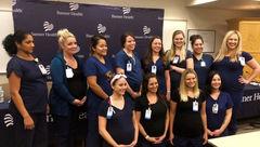 حامله شدن همزمان 16 خانم پرستار در یک بیمارستان!