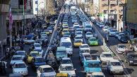ترافیک صبحگاهی در آزادراه قزوین-کرج/ محورهای مواصلاتی با جوی آرام وترافیکی روان