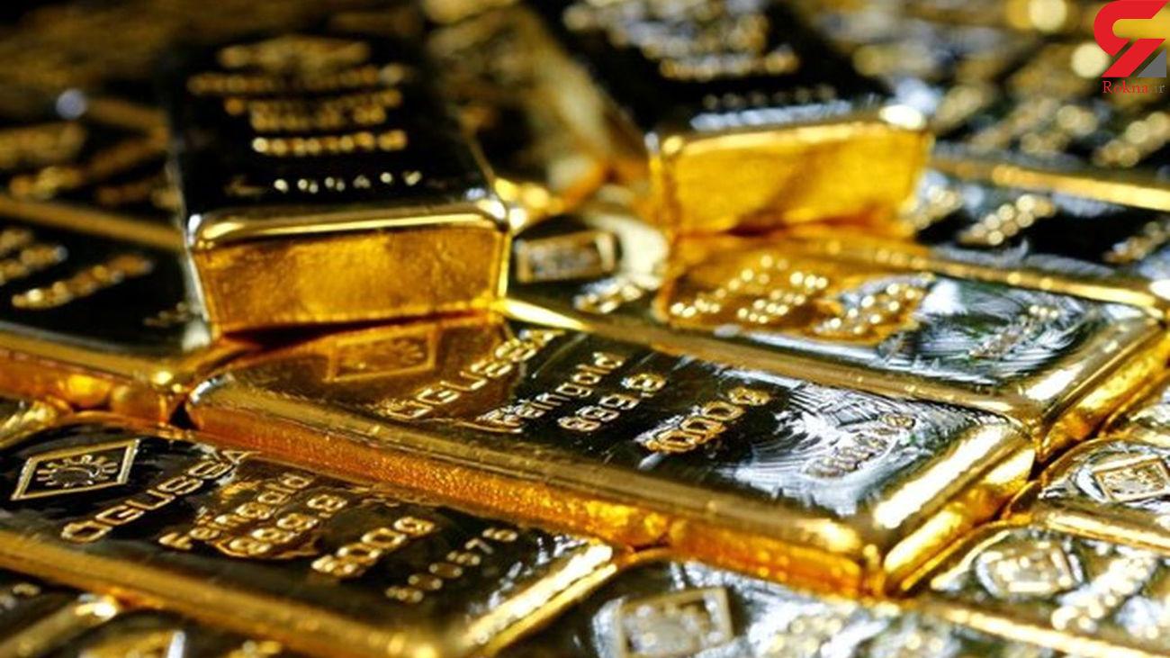 قیمت جهانی طلا امروز سه شنبه 5 اسفند