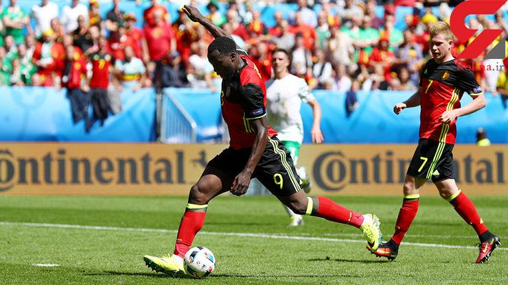 آمار خیره کننده لوکاکو در تیم ملی بلژیک
