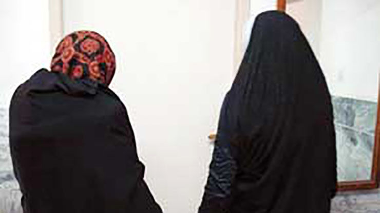 اقدام پنهانی زن شوهردار با تاجر رباخوار / در برابر چشمان شوهرم دستگیر شدم