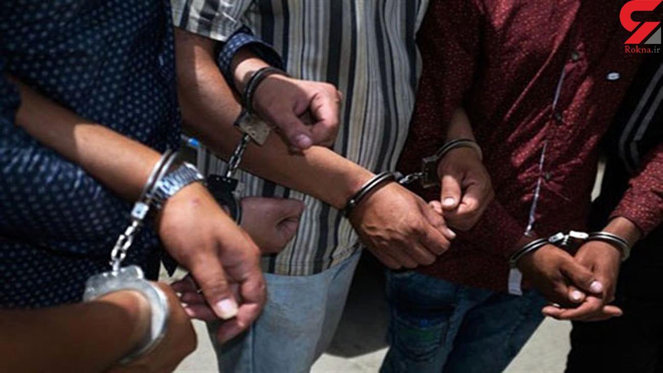 کشف 5 میلیاردی کالای قاچاق در کهریزک/ 4 نفر دستگیر شدند