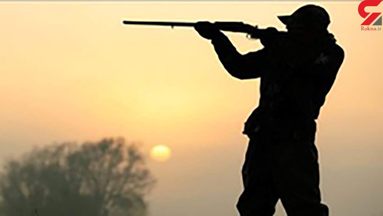 کشف 4 قبضه اسلحه شکاری قاچاق در سلماس