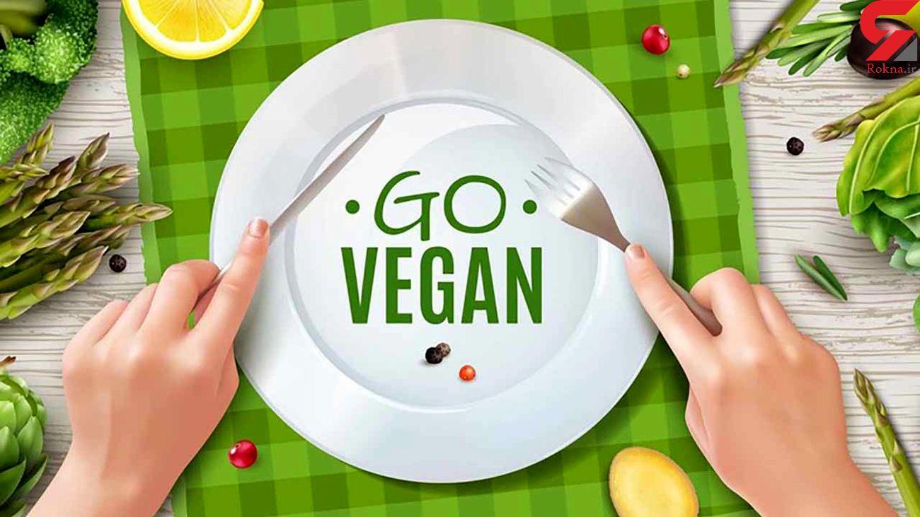 گیاهخواران مراقب سلامت  استخوان هایشان باشند
