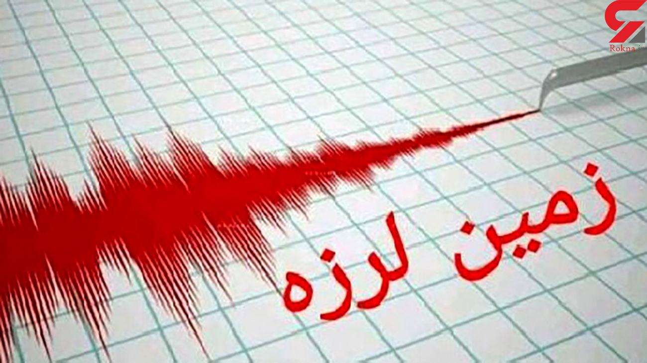 6 زلزله در 3 استان  / برخی بالاتر از 4 ریشتر