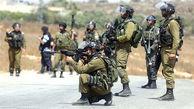 تیراندازی نظامیان صهیونیست به یک جوان و فراخوان تظاهرات در کرانه باختری
