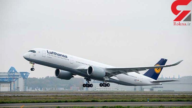 2 روز اعتصاب کارکنان بزرگترین شرکت هواپیمایی 1300 پرواز را لغو کرد/ در آلمان رخ داد