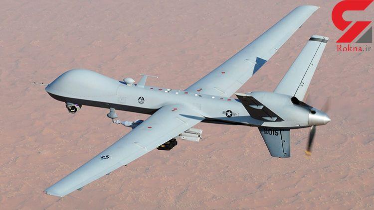 نقش جنگ الکترونیک سپاه در قطع ارتباط پهپادهای MQ-9 آمریکایی