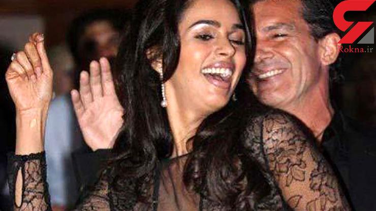 عکس زشت از رقصیدن بازیگر مرد معروف با هنرپیشه معروف زن