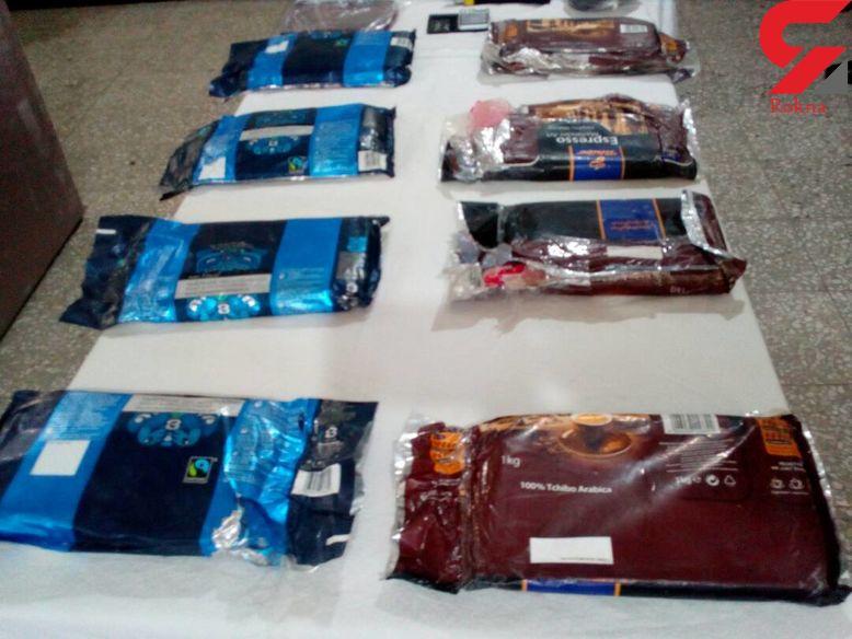 کشف و ضبط بیش از ۱۹ کیلو گرم مواد مخدر در خوی