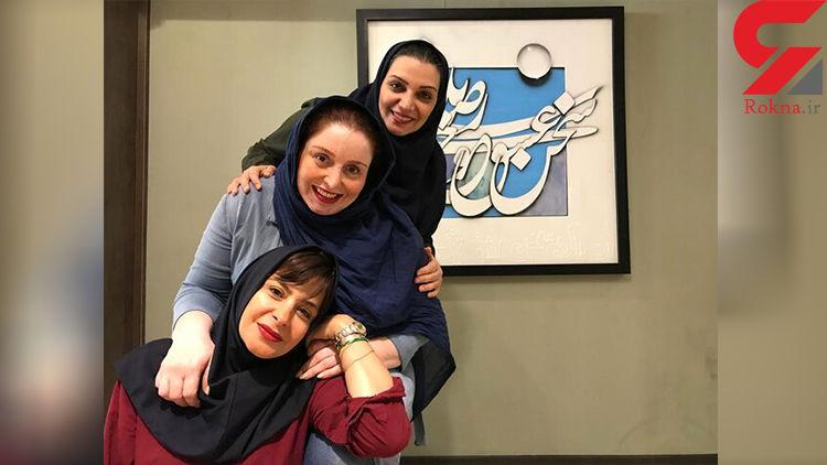 دستفروشی ۳ بازیگر زن مشهور در متروی تهران