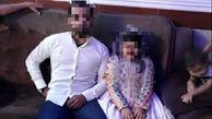 دختربچه 9 ساله جنجالی دوباره ازدواج می کند+ عکس