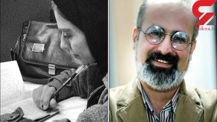 مشاور احمدی نژاد در دام یک پرستو افتاد / همسر داوری از خانم ف- کاف گفت + عکس