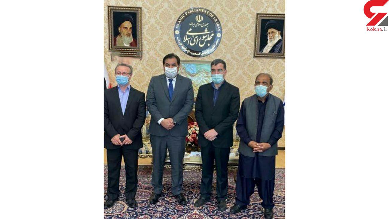 انتخاب یک نماینده مجلس به عضویت در هیات پارلمانی ایران و پاکستان