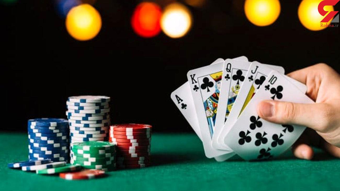 دستگیری ۱۷ قمارباز در رودسر