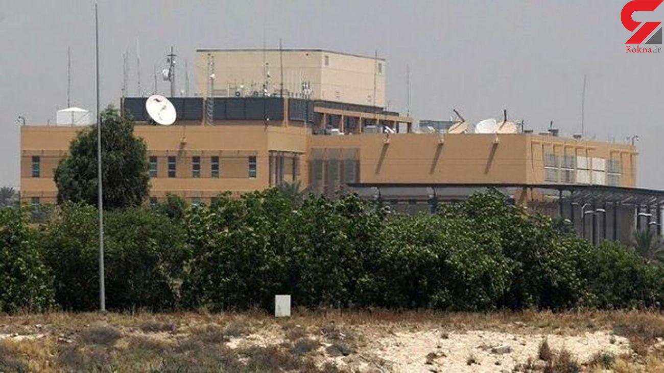 دستور تعطیلی سفارت در بغداد را خود ترامپ صادر کرده است