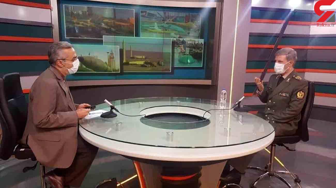 امیر حاتمی: در حوزه موشکی به قدرت رسیدهایم