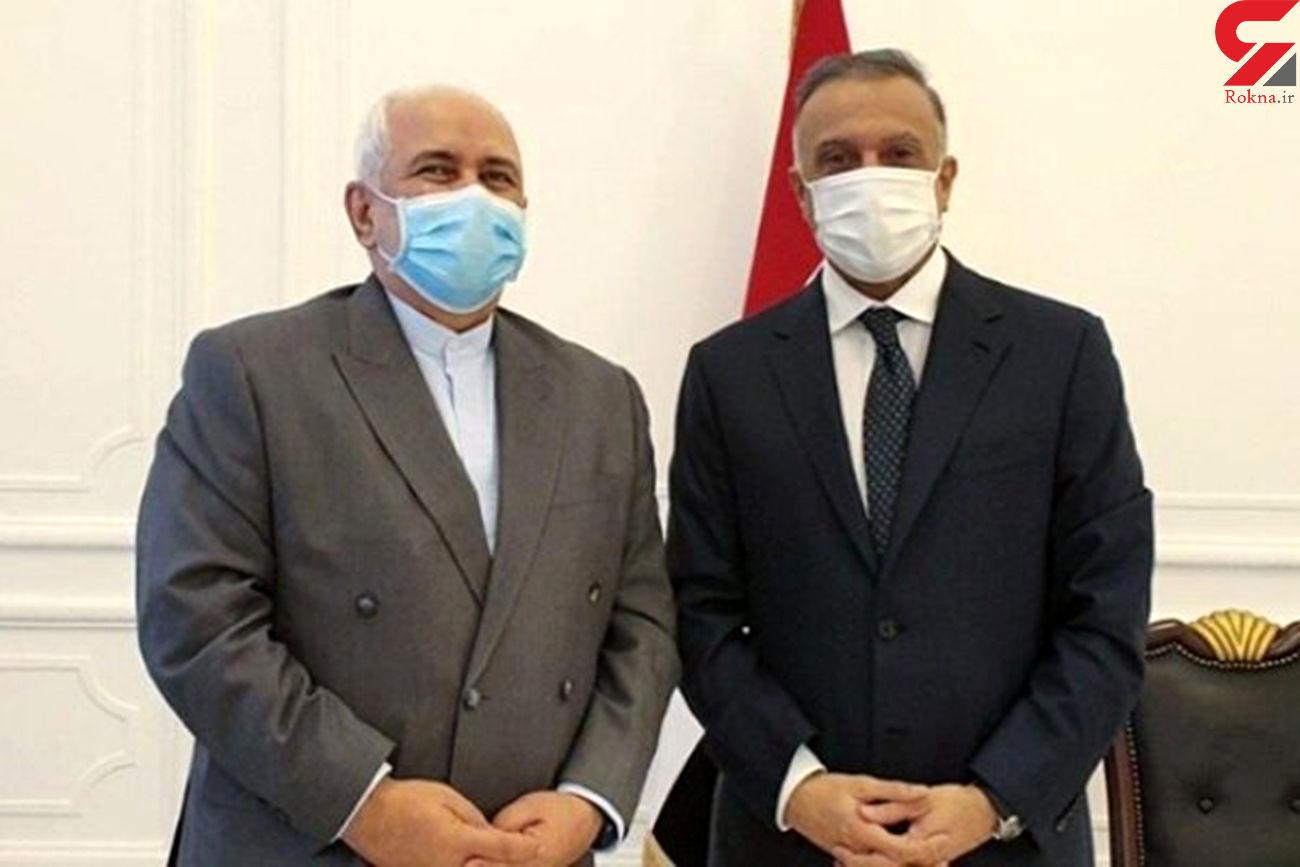 دفتر نخست وزیری عراق در خصوص سفر ظریف به بغداد بیانیه ای صادر کرد
