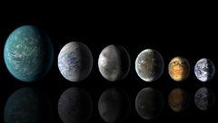 وجود سیارههای پر آب در خارج از منظومه شمسی کشف شد