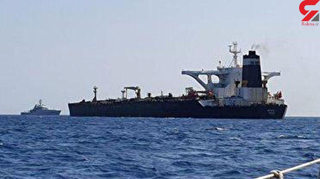 توقیف کشتی حامل 300 هزار لیتر سوخت قاچاق در پارسیان