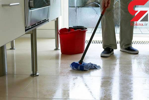 راهکارهای کاربردی برای نظافت سرامیک و کفپوش