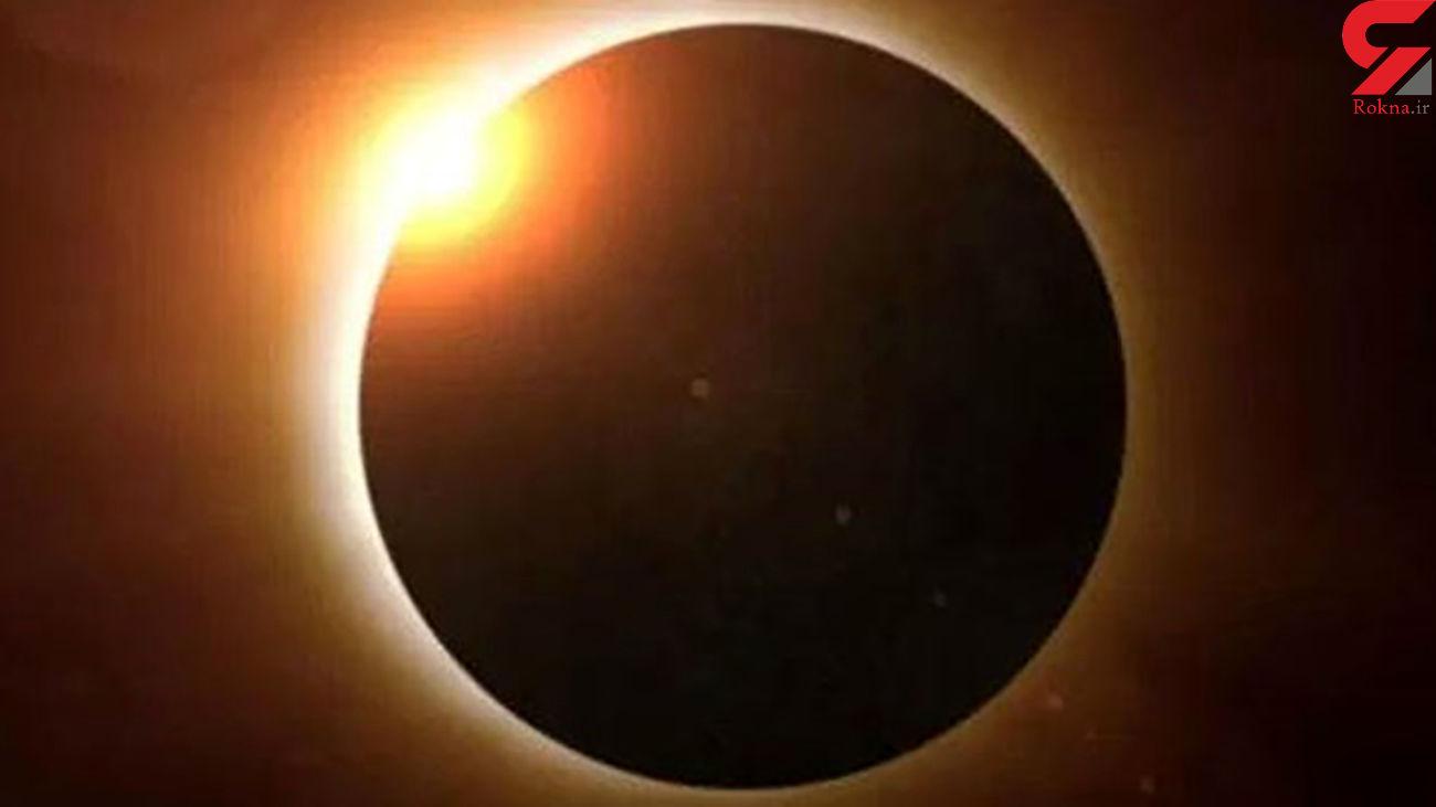 خورشید را از نزدیک ببینید + عکس