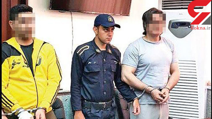 قاتلان وحید مرادی پشت درهای بسته محاکمه شدند + عکس