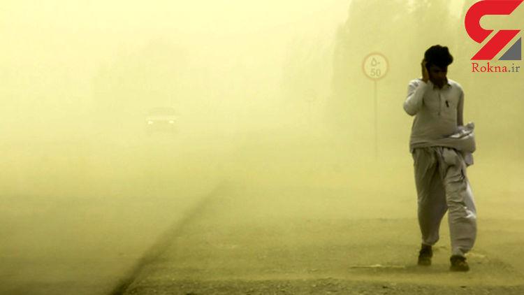 طوفان سیستان بیش از ۲۶۰ نفر را به بیمارستانها کشاند