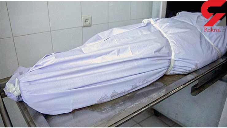 یونس زن دومش را زنده زنده آتش زد! / فاجعه در دعوای زن اول و دوم مرد خراسانی+ عکس جسد کفن پیچ