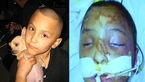 زجرکش کردن کودک 8 ساله توسط پدرناتنی!+فیلم و عکس تلخ