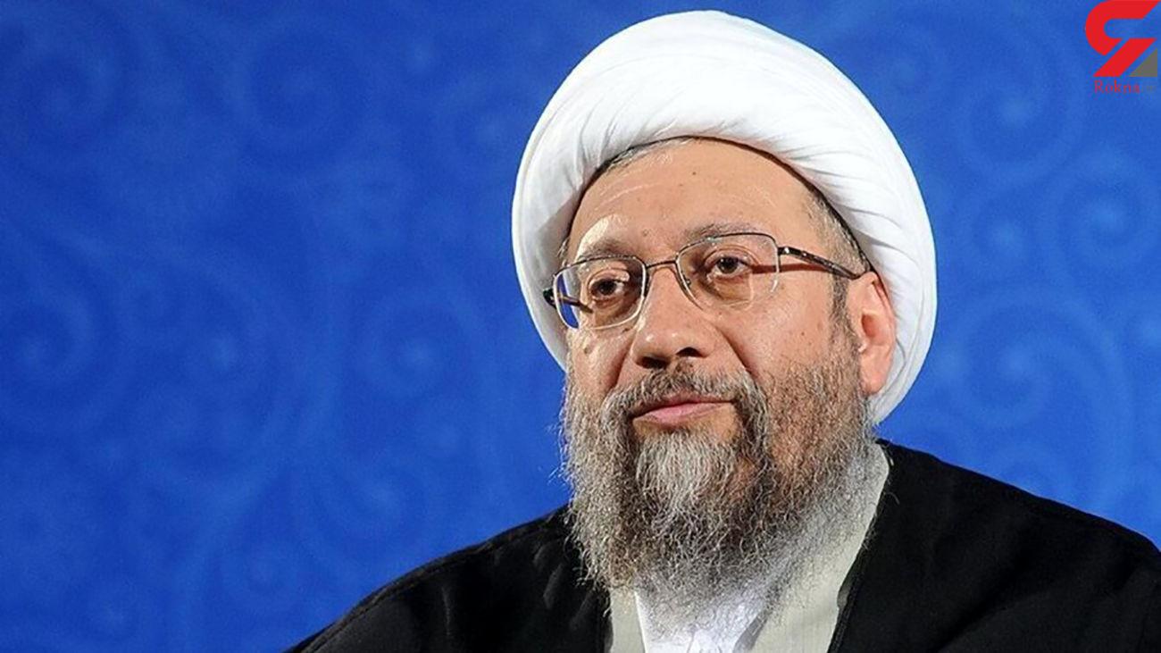 آملی لاریجانی به محسنی اژه ای تبریک گفت