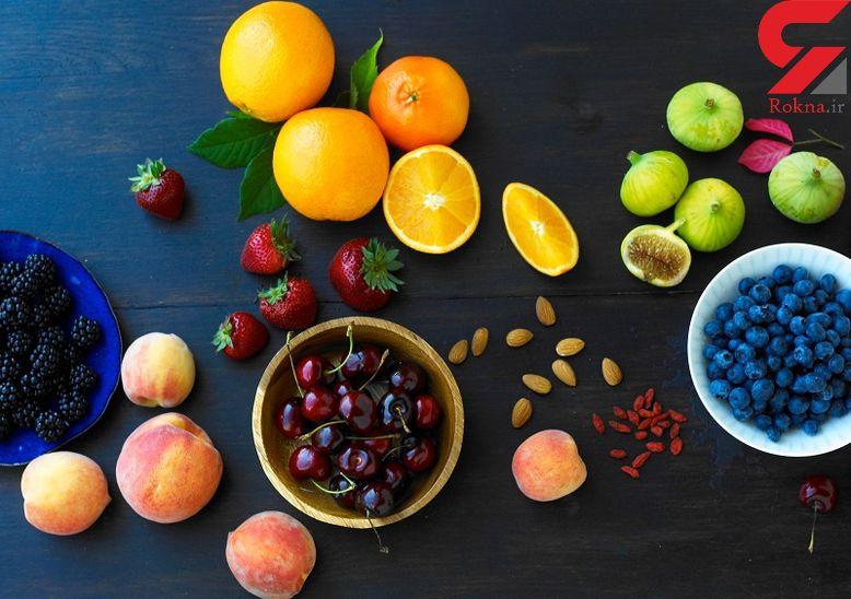 نگهداری طولانی مدت و سالم ماندن میوه ها