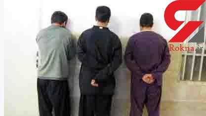 دستگیری سارقان حرفه ای در شهرکرد