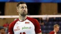 کوبیاک بیانیه عذرخواهی فدراسیون والیبال لهستان را خواند