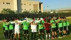ادای احترام به قربانیان حوادث تروریستی تهران در تمرین تیم ملی فوتبال