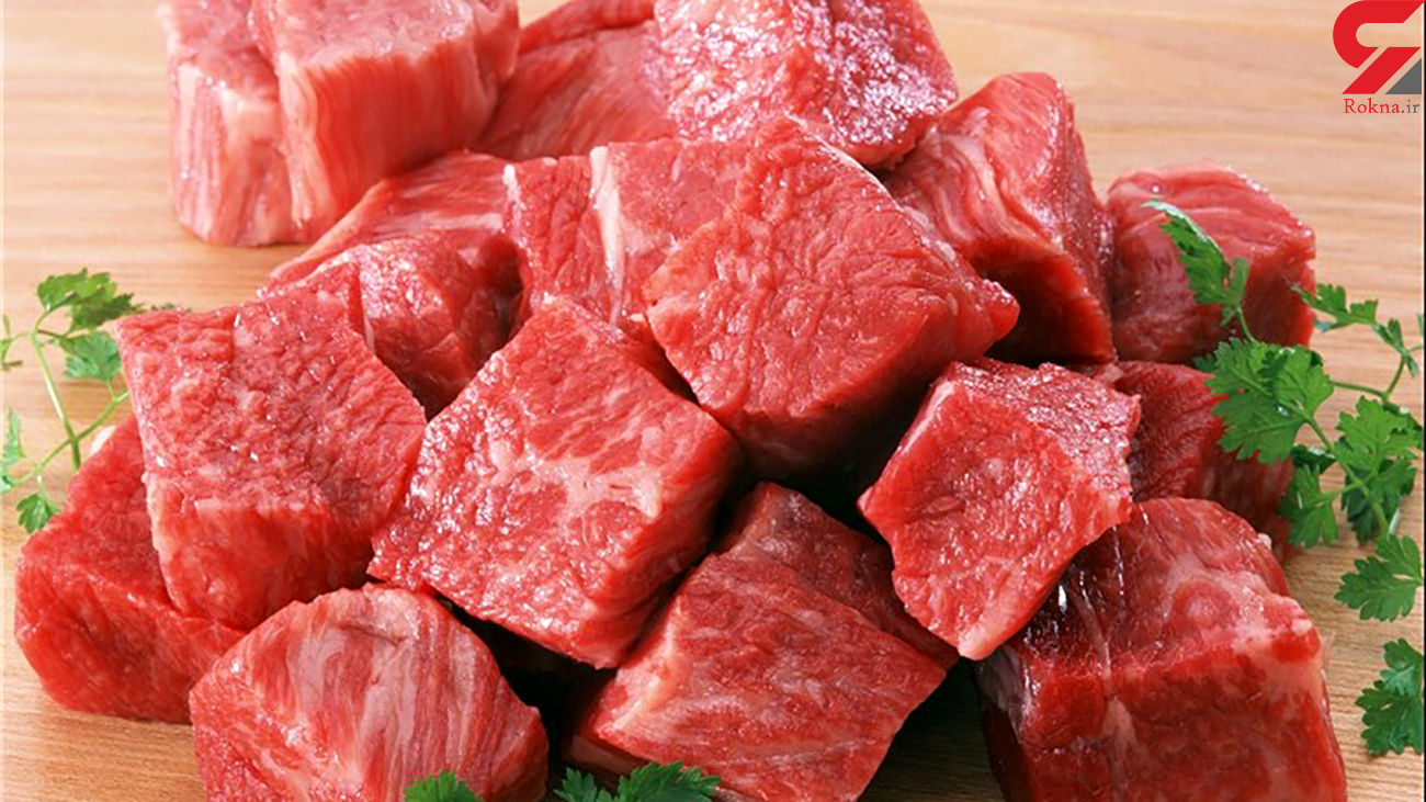 قیمت گوشت قرمز در بازار اردیبهشت 1400