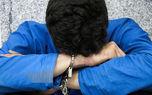دستگیری سارق افغان در قیام دشت
