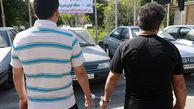 توقیف خودروی سوداگران مرگ در عملیات ضربتی / در یزد انجام شد