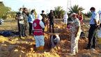 کشف گور جمعیِ 100 نفره در لیبی
