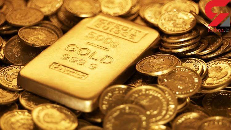 قیمت جهانی طلا امروز دوشنبه ۲۳ دی