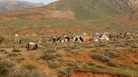 کرایه نجومی اسب و الاغ و قاطر برای غارت سنگهای معدنی در اسفراین !+عکس