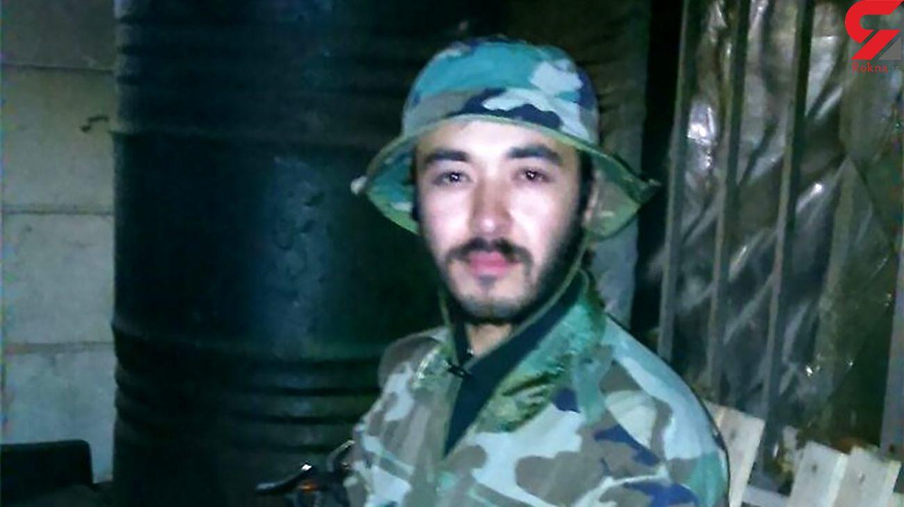 بدقولی شهید مدافع حرم به مادرش + عکس