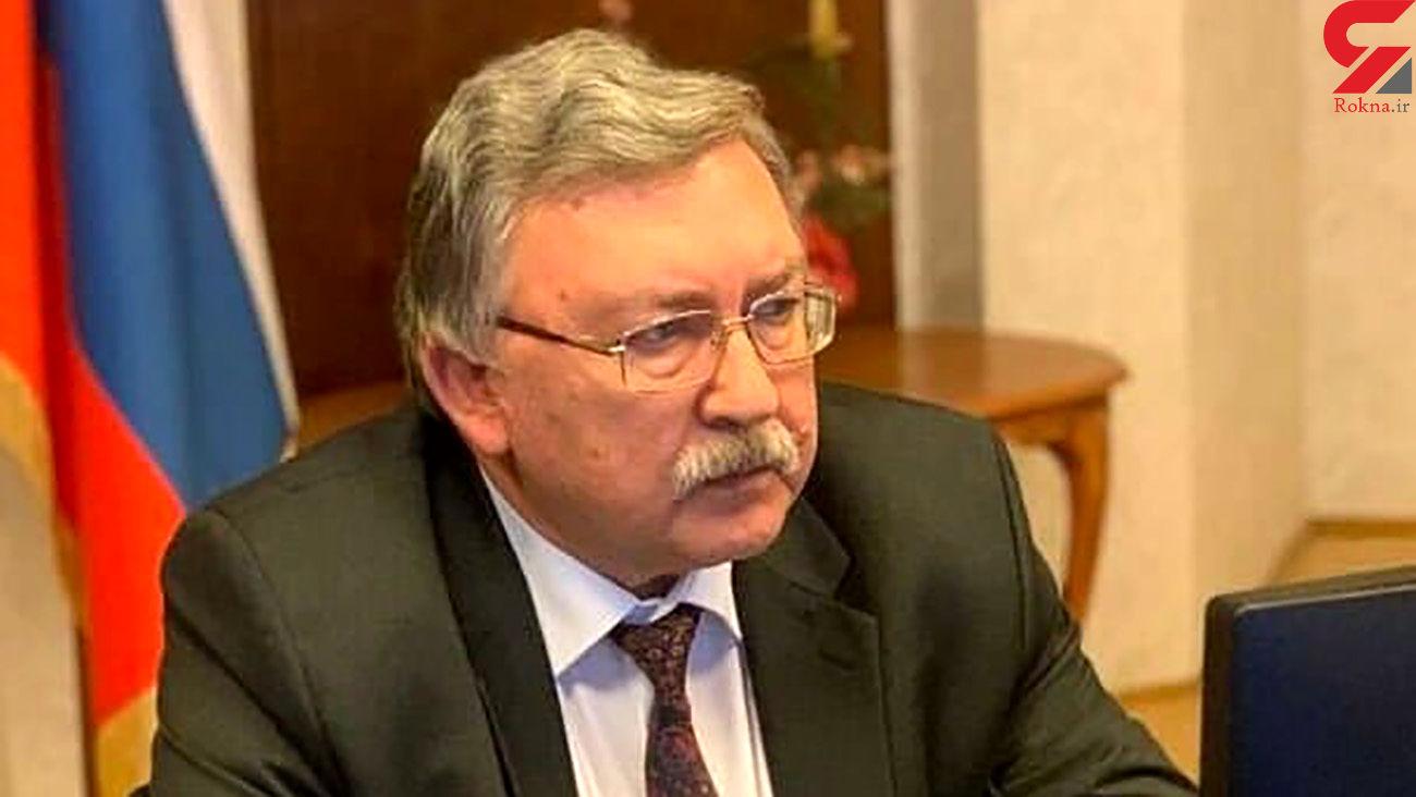 """اولیانوف: """"فشار حداکثری"""" علیه ایران کاملا شکست خورده است"""