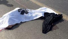 مرگ دلخراش 2 جوان موتورسوار